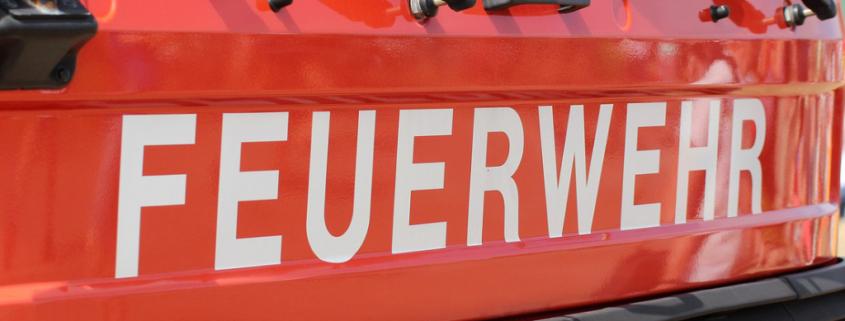 Feuerwehr im Einsatz. Foto: Pixabay