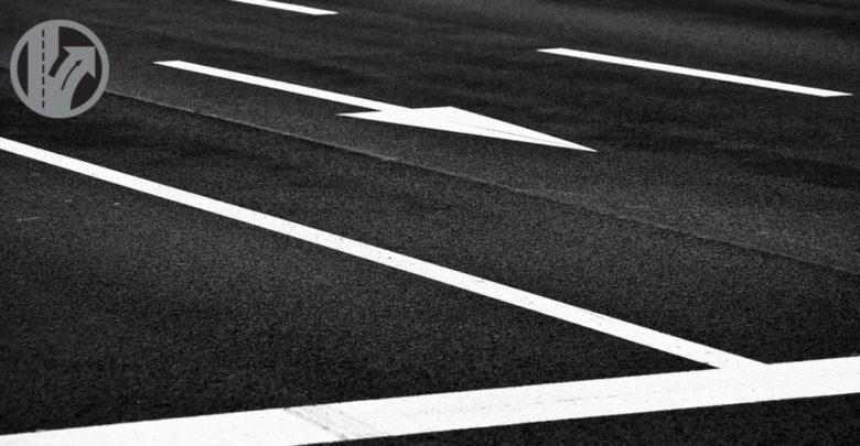 Straßenasphaltierung