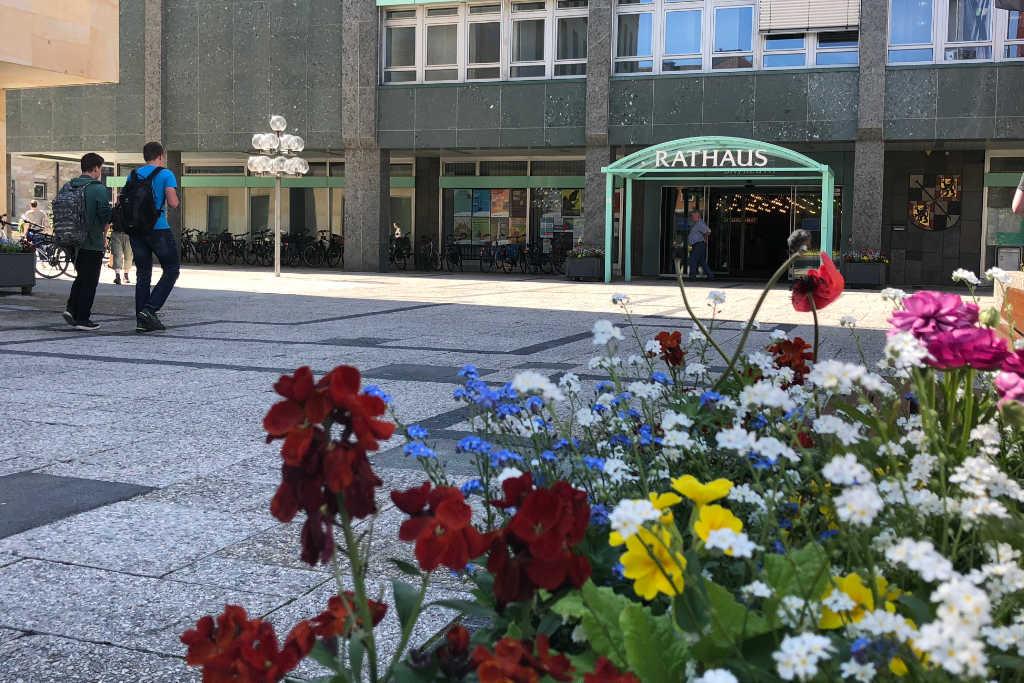 Schuldenabbau in Bayreuth