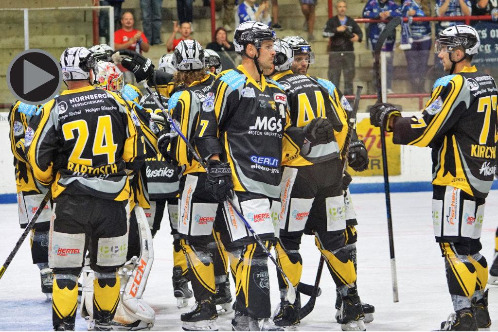 Team der Bayreuth Tigers
