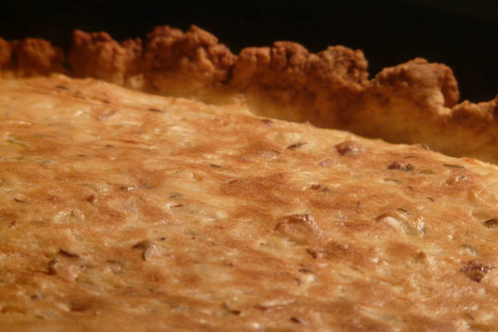 Zwiebelkuchen
