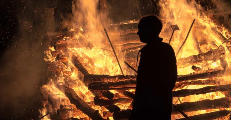 Brandstiftung in Bayreuth