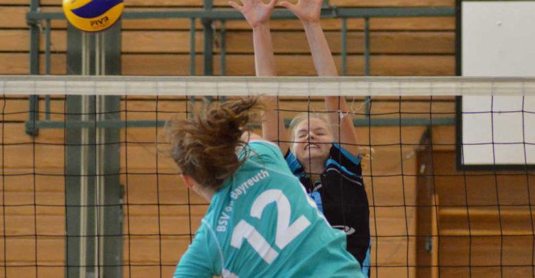 Sieg und Niederlage für die Damen des BSV 98 Bayreuth