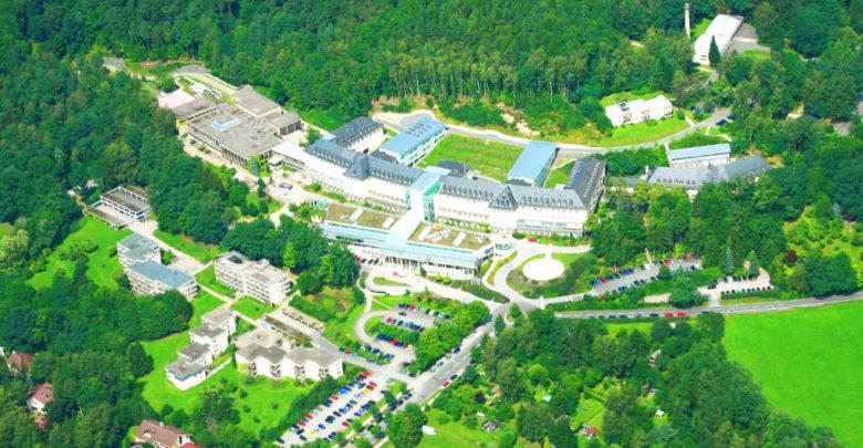 Luftaufnahme Klinikum Bayreuth
