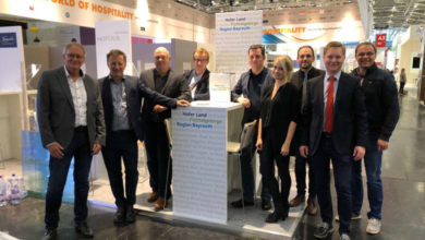 expo real München team Messe