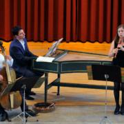 Ein Foto aus einem Konzert von Ensemble L'Ephémère