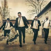Ein Foto der Band