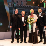 Foto von der Verleihung des Preises.