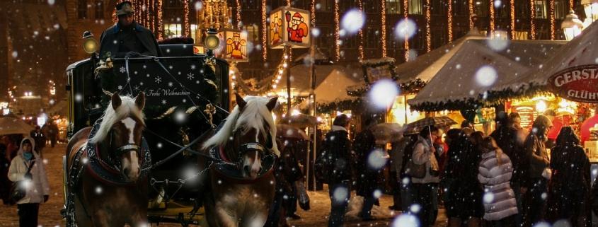 Unsere persönlichen Lieblings-Weihnachtsmärkte im Raum Bayreuth.