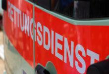 Ein Mann ist bei einem Unfall in Oberfranken tödlich verunglückt.