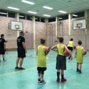Die jungen Basketball Talente aus Bayreuth und Umgebung