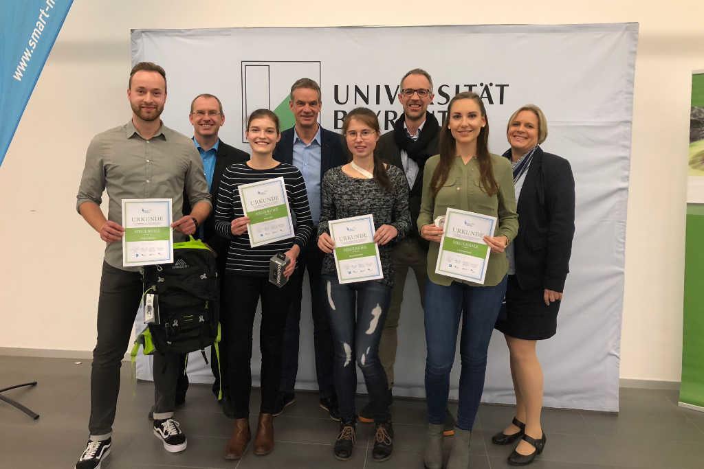 Foto der Gewinner