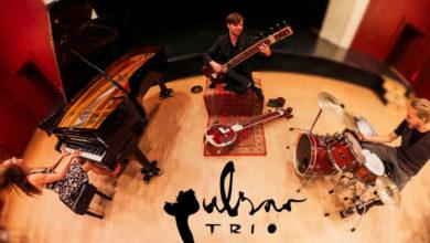 Pressefoto der Band Pulsar Trio