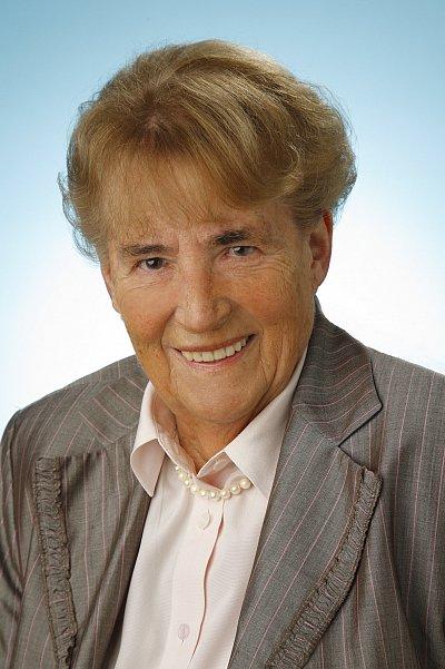 Anneliese Fischer. Foto: red
