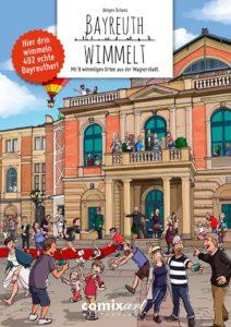 "Buch ""Bayreuth wimmelt"