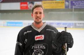Tigers Spieler Karlsson