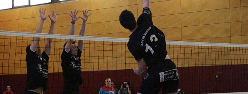 Fabian Buck BSV Volleyball