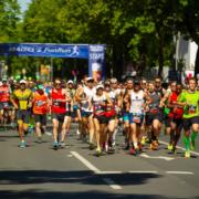 Vergangenes Jahr gingen 3500 Läufer an den Start. In diesem Jahr werden es 4000 beim 17. Maisel's FunRun sein. Foto: Lars Scharl