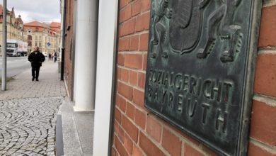 Das Arbeits- und Sozialgericht in Bayreuth
