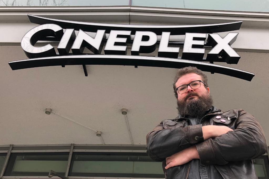 bt-Kinokritiker Alex Bauer. Foto: Redaktion