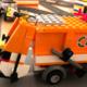 Müllabfuhr-Lego