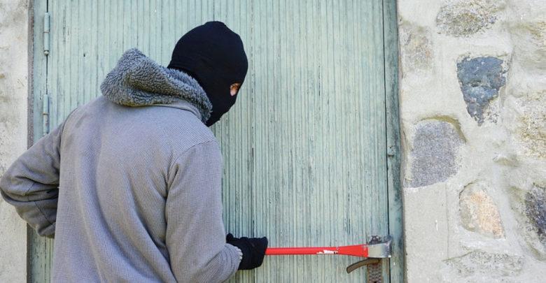 Einbrecher sind in Hof in mehrere Gartenhäuschen eingebrochen.