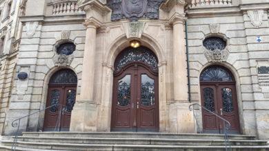 Das Amtsgericht in Bayreuth. Archivfoto: red