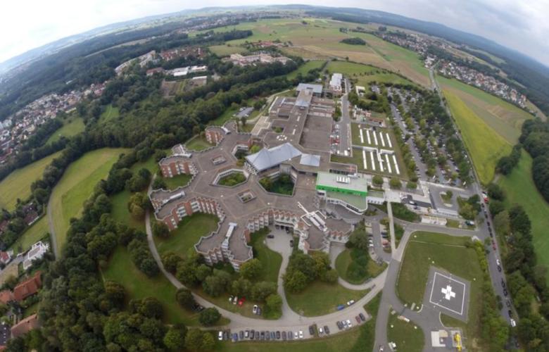 Das Klinikum in Bayreuth. Foto: Klinikum Bayreuth GmbH