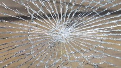 Einbruch mit eingeschlagener Scheibe. Symbolfoto: pixabay
