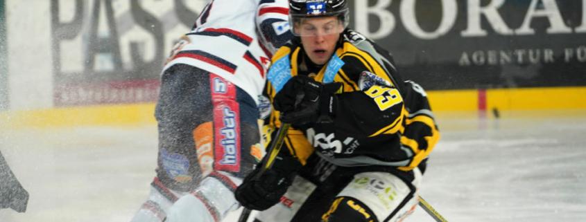 Bayreuth Tigers gegen SC Deggendorf