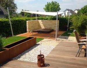 artenschmiede-Sonnensegel-Terrasse