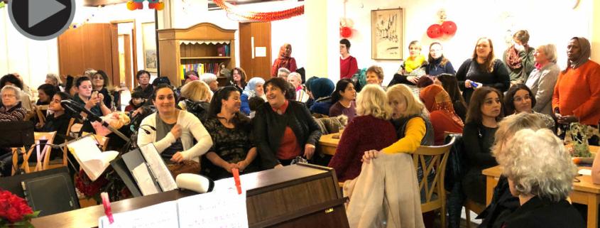 Weltfrauentag in der Bürgerbegegnungsstätte Bayreuth,