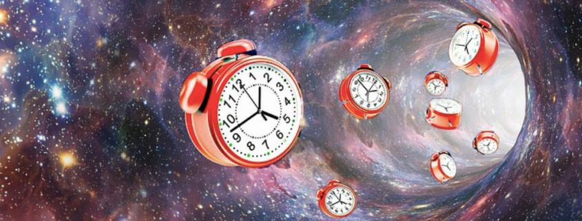Wecker im All, Zeitumstellung