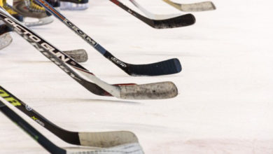 Randale beim Eishockeyspiel zwischen Selb und Bayreuth. Symbolfoto: pixabay