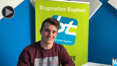 Bayreuth Tigers Spieler Tim Zimmermann