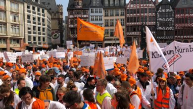 Demo-Frankfurt-Warnstreik-Marburger-Bund