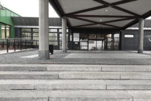 Klinikum Bayreuth Eingang