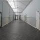 Fabrik-Charme: die Markgrafenhalle von Innen