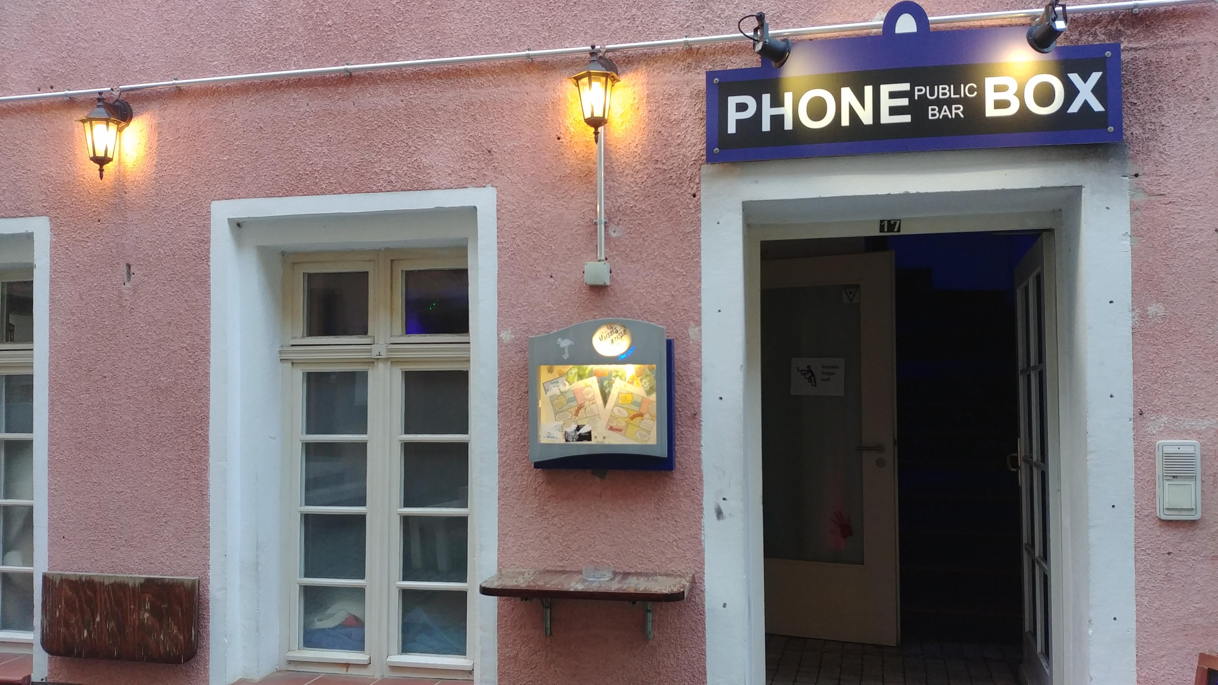 Phonebox Feiern Und Zocken Wie Zu Hause Bayreuther Tagblatt