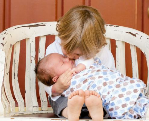 Das sind die beliebtesten Vornamen für Babys. Symbolbild: pixabay