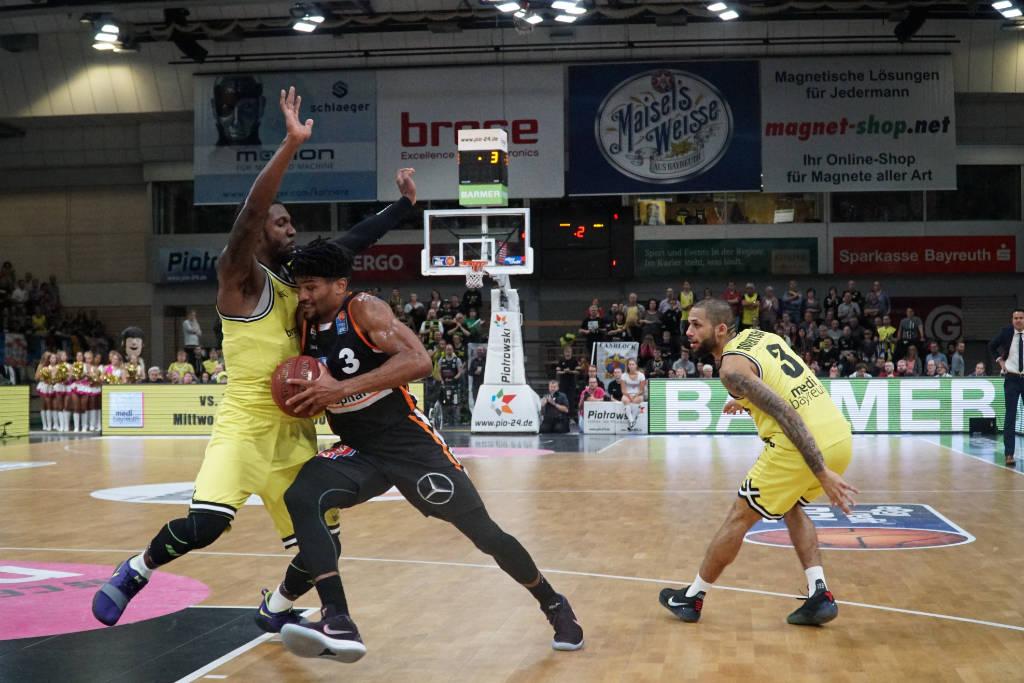 Basketball Bayreuth Heute