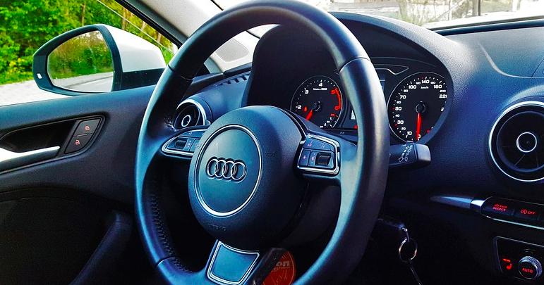 Audi A3 innen