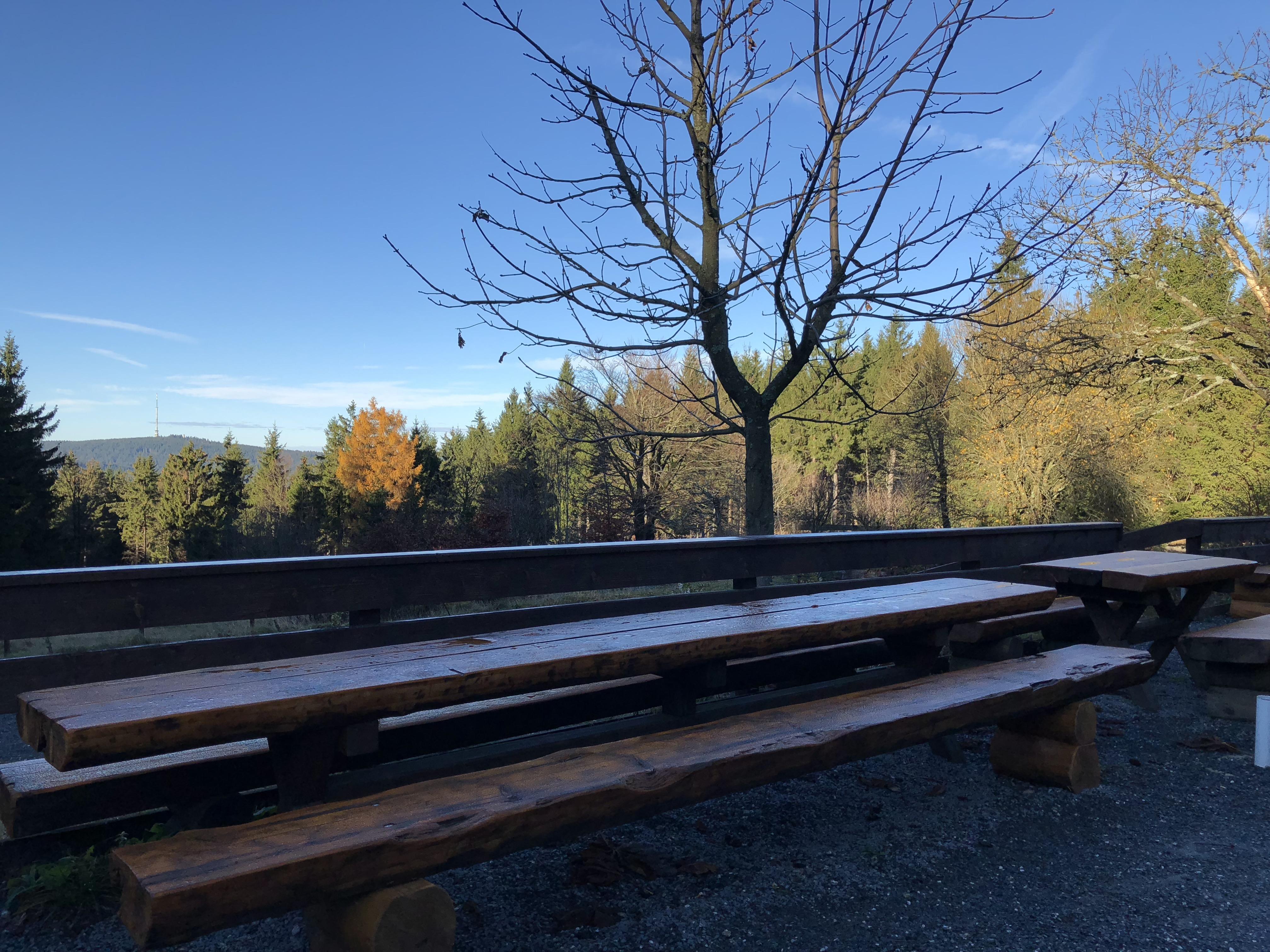 Seehaus-Tröstau-Terrasse