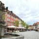 Maxstraße in Bayreuth. Foto: Carolin Richter
