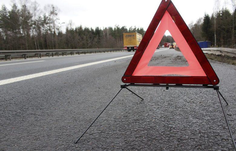 Unfall auf der A9 bei Helmbrechts.