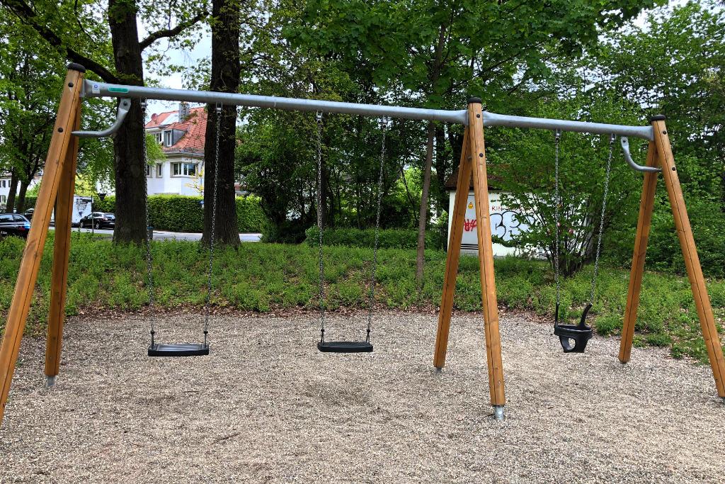 Spielplatz dr hans richter straße bayreuth