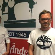 Marcus und Matthias Pöllmann. Foto: Susanne Monz