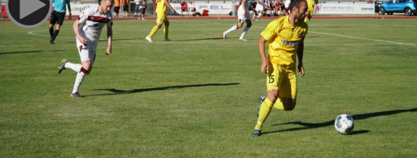 SpVgg Bayreuth vs. 1. FC Nürnberg