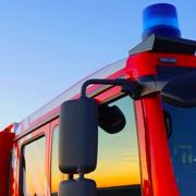 Ein Feuerwehrauto. Symbolfoto: Pixabay