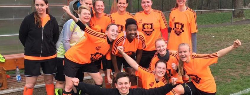 Damen Mannschaft FC Eintracht Bayreuth